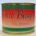 Pâté basque au piment d'Espelette - 190g