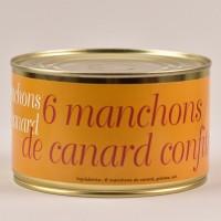 Confit de canard Tradition - 6 manchons - 1300g
