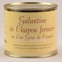 Galantine de Chapon - 600g